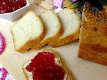 Pszenny chlebek (bez zakwasu)
