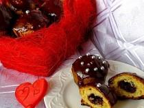 Muffinki ze słodką niespodzianką