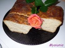 Domowy chlebek z mąki pszennej