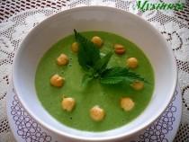 Pokrzywowa zupa krem