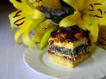 Rozkoszne ciasto z ananasem