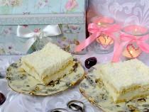 Ciasto Rafaello bez pieczenia