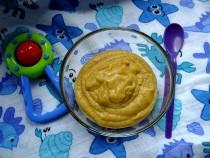 Kremowa zupka z kalafiorem dla niemowlaka