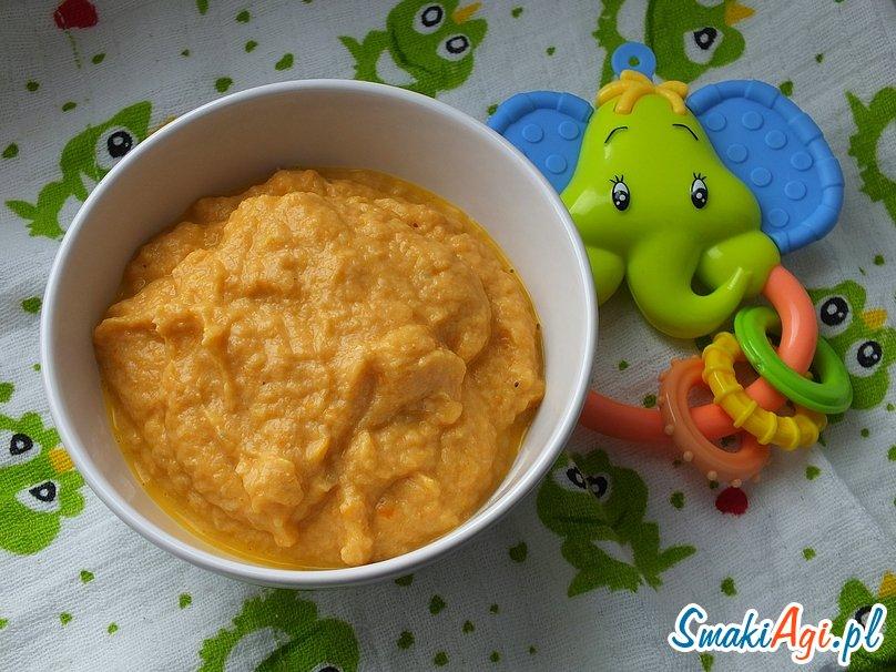 zupka dla niemowlaka