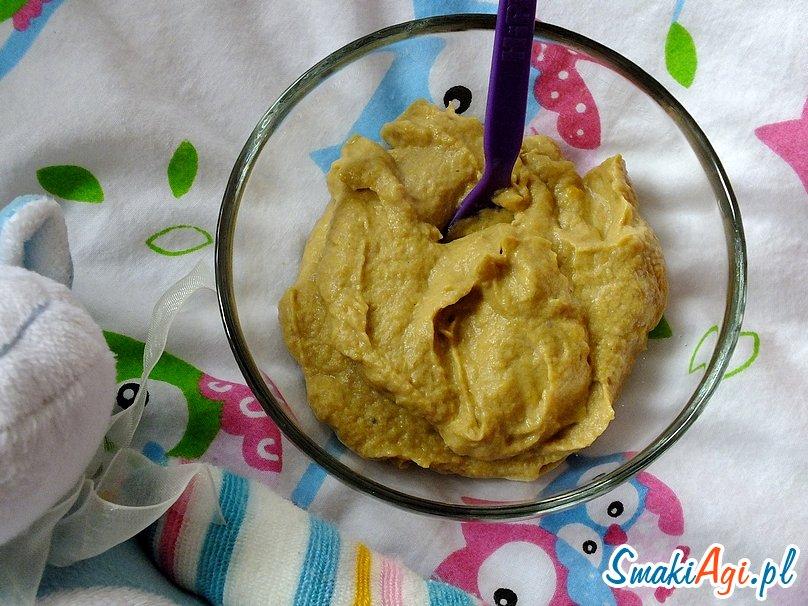 zupa dla niemowlaka z gołąbka