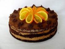 Tort czekoladowy z czereśniami