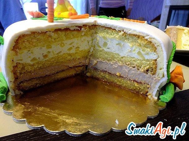 masa gruszkowa do tortu