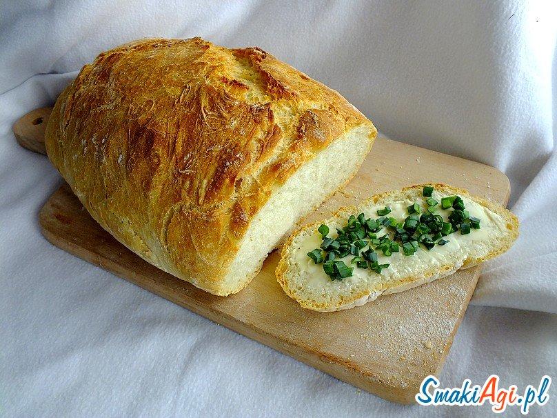 chleb z garnka, chleb z naczynia żaroodpornego